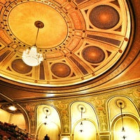 Photo taken at Palace Theatre by Mara on 3/22/2013