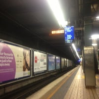 Photo taken at Town Hall Station (Main Concourse) by Yulianto Oen Wheatley &. on 6/7/2013