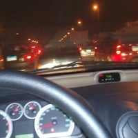 Photo taken at Ring Road by Ibrahim A. on 2/3/2014