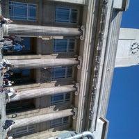 Photo taken at Parkinson Steps by Sanaya D. on 9/18/2012