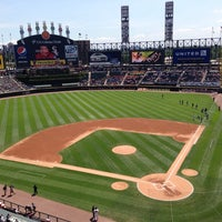 Photo taken at Guaranteed Rate Field by Debbie P. on 7/25/2013