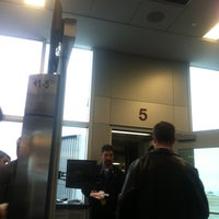Photo taken at Gate B5 by Hollin L. on 2/21/2013