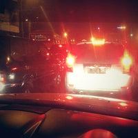 Photo taken at Perempatan Senen by Rengga C. on 9/15/2012