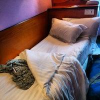 Photo taken at Best Western Aurore Hotel Paris by Josh M. on 1/19/2014