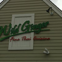 Photo taken at Wild Ginger by Pray S. on 11/14/2012