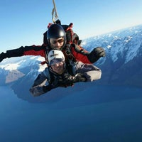 Photo taken at NZONE Skydive Queenstown by Sky2404 on 6/5/2016