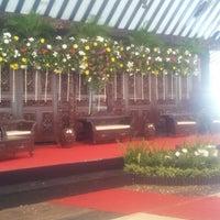 Photo taken at Taman Budaya Jawa Tengah by Galindra M. on 12/29/2013