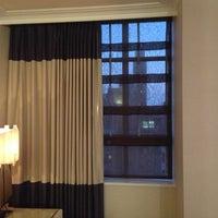 Photo taken at Kimpton Hotel Palomar Philadelphia by Aine D. on 10/6/2012