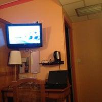 Photo taken at Best Western Aurore Hotel Paris by T. S. on 7/25/2013