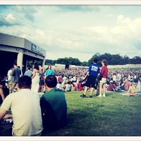 Photo taken at Aaron's Amphitheatre at Lakewood by Aaron on 6/30/2013