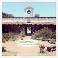 Photo taken at La Casa de Estudillo by David K. on 4/29/2013