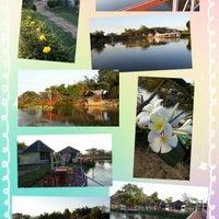 Photo taken at Finderland Resort by BrightSweet on 2/10/2014