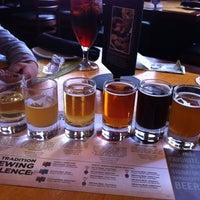 Photo taken at Gordon Biersch Brewery Restaurant by Craig L. on 10/14/2012