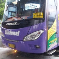 Photo taken at Terminal Bus Cilacap by Faisal F. on 2/2/2014