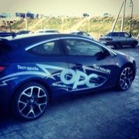 Photo taken at Автосалон Флагман (Opel, Chevrolet) by Eugene K. on 6/26/2013