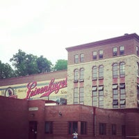 Photo taken at Jacob Leinenkugel Brewing Company by Avolyn F. on 6/15/2013