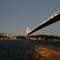 Photo taken at Bosphorus Bridge by Anıl D. on 8/5/2013