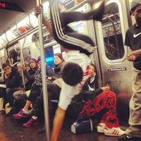 Photo taken at MTA Subway - L Train by cynthia w. on 4/2/2013