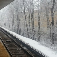 Photo taken at MTA Subway - Middle Village/Metropolitan Ave (M) by Normy S. on 3/5/2015