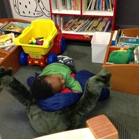 Photo taken at Evergreen Park Public Library by Shaun 'Pink' P. on 2/26/2013