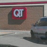 Photo taken at QuikTrip by Lesslie L. on 10/19/2012