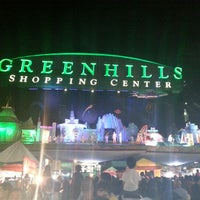 Photo taken at Greenhills Shopping Center by Barry O. on 12/23/2012