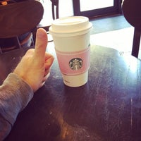 Photo taken at Starbucks by Matt J. on 10/19/2013