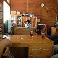 Photo taken at Dinas Pendidikan Provinsi Kalimantan Tengah by Devi F. on 2/4/2013
