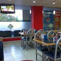 Photo taken at Domino's by Amjad I. C. on 10/1/2012