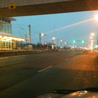 Photo taken at Century Park LRT Station by Greg R. on 11/18/2012