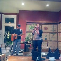 Photo taken at Rohs Street Cafe by Dianne B. on 12/16/2012
