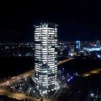 Photo taken at Halkbank Genel Müdürlük by Comesly on 12/11/2012