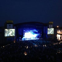 Photo taken at Nikon at Jones Beach Theater by Adam K. on 6/26/2013
