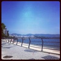 Photo taken at Praia das Flexas by Andrea G. on 12/8/2012