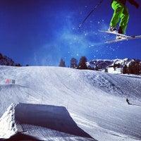 Photo taken at Snowbasin Resort by Matt S. on 1/19/2013