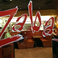 Photo taken at Zaba's Mexican Grill by Juan U on 11/20/2014