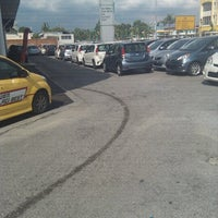 Photo taken at Perodua Service Centre by Syed A. on 9/24/2012