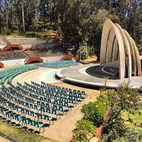 Photo taken at Anfiteatro San Pedro de la Paz by Rodrigo A. on 5/3/2015