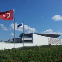 Photo taken at Sabancı Üniversitesi by Omer E. on 7/16/2013