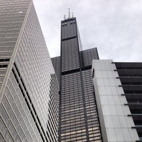 Photo taken at Willis Tower by Kevin ⚡. on 7/6/2013