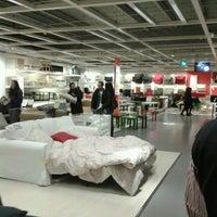 Photo taken at IKEA by Oscar B. on 1/21/2012