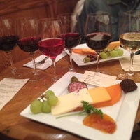 Photo taken at Lynfred Winery by H. Michael M. on 1/6/2013