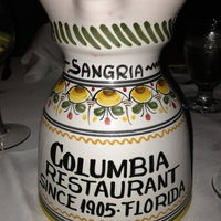 Photo taken at The Columbia Restaurant by Grace C. on 2/20/2013