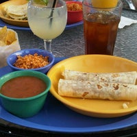 Photo taken at Taco Milagro by Julie on 12/3/2013