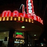 Photo taken at Majestic Diner by Julie on 6/29/2013