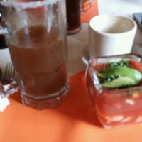 Photo taken at Mariscos Coral by Fragosoft on 6/6/2014