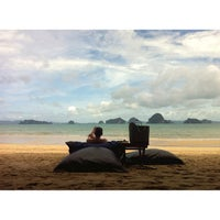 Photo taken at The Tubkaak Boutique Resort Krabi by Octopuzzi on 6/3/2013