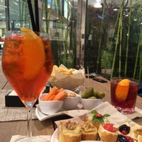 Photo taken at Galleria Cavour 1 Bar & Winery by Seb on 11/6/2015