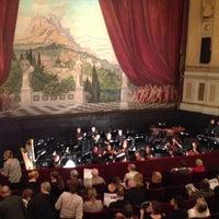 Photo taken at Det Kongelige Teater by Bjarne D. on 9/29/2012