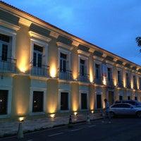 Photo taken at Casa das Onze Janelas by Waleria D. on 3/2/2013